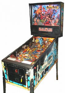 Tales of the Arabian Nights pinball - Classic Pinball Collection