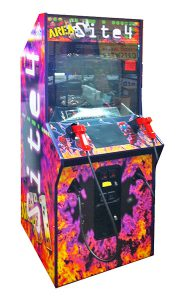 SITE 4/AREA 51 - Arcade Game from Video Amusement is available for rent