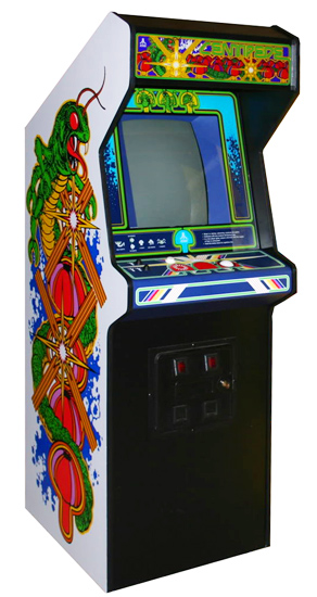 Centipede - Classic Arcade Game for rent from Video Amusement