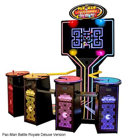Pac-Man Battle Royale DX - Arcade Game