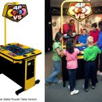 Pac - Man Battle Royale DX - Arcade Game