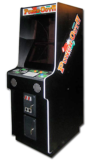 Punch Out Nintendo - Classics Arcade Game for rent