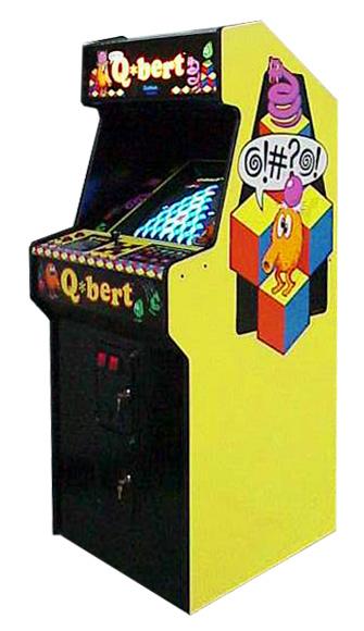 Qbert - Classics Arcade Game from Video Amusement