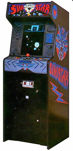 Sinistar - Classics Arcade Game from Video Amusement