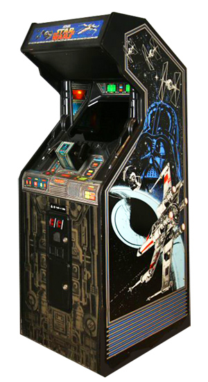 Star Wars - Classics Arcade Game for rent from Video Amusement