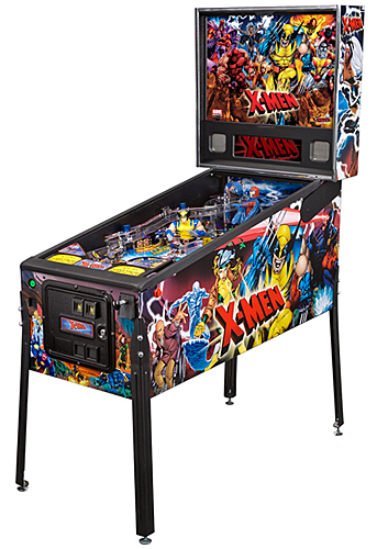 "X-MEN PRO Pinball - ""atest Pinball Collection"