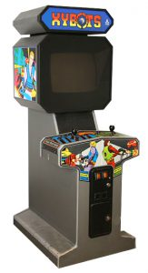 Xybots - Classics Arcade Game from Video Amusement