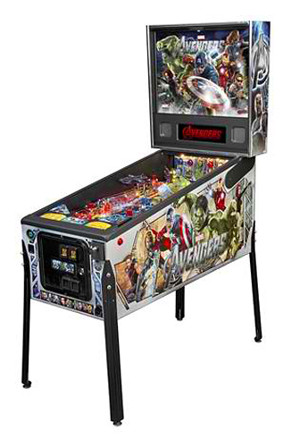 The Avengers PRO pinball - LAtest Pinball Collection