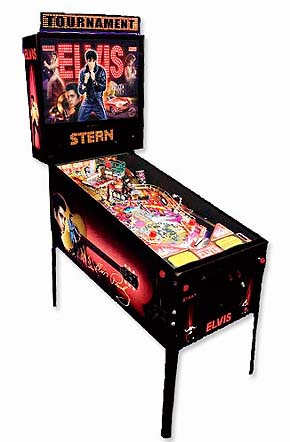 Elvis pinball - Latest Pinball Collection