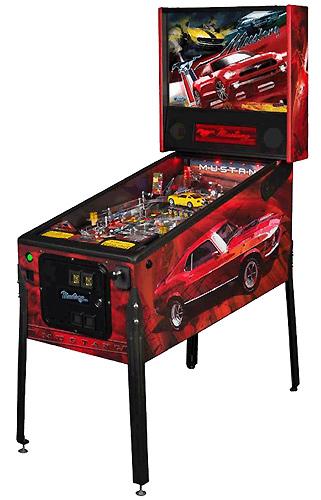 Mustang PRO pinball - Latest Pinball Collection