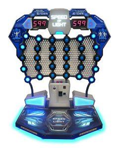 Speed of Light - Arcade Game
