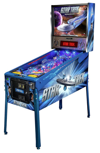 Star Trek PRO pinball - Latest Pinball Collection