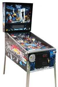 Twilight Zone pinball - Classic Pinball Collection