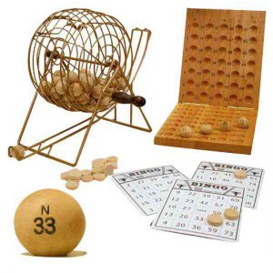 Bingo Set - Carnival Games available for rent from Video Amusement