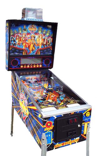 Doctor Who pinball - Classic Pinball Collection