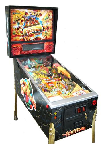 The Flintstones pinball - Classic Pinball Collection