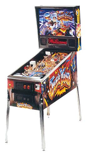 Junk Yard pinball - Classic Pinball Collection