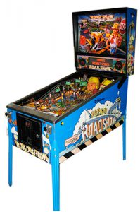 Red & Ted's Road Show pinball - Classic Pinball Collection