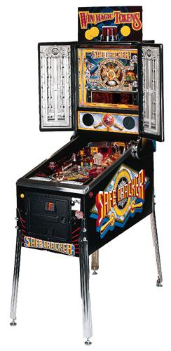 SafeCracker pinball - Classic Pinball Collection