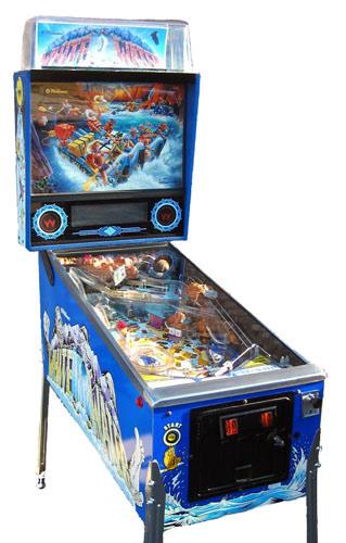 White Water pinball - Classic Pinball Collection