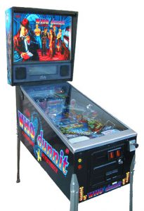 Who Dunnit pinball - Classic Pinball Collection