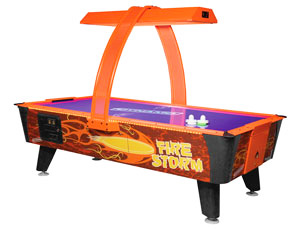 Fire Storm Air Hockey Table - Table Game