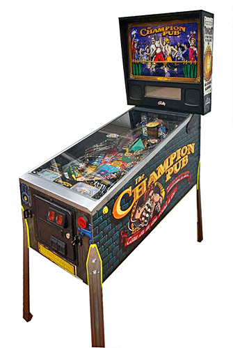 Champion Pub pinball - Classic Pinball Collection