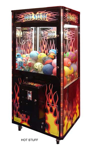 used claw machine for sale