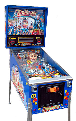 FunHouse pinball - Classic Pinball Collection