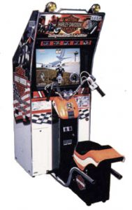 Harley Davidson Motorcycle Simulator