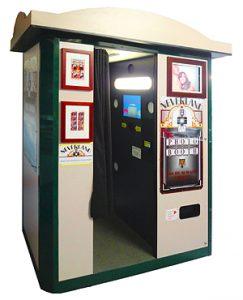 Neverland Photo Booth - Modern Digital Photo Booths