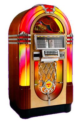 Rockola Bubbler CD Jukebox - Music - Dance Games