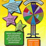 Prize Wheel - Spin and Win! - Carnival Games