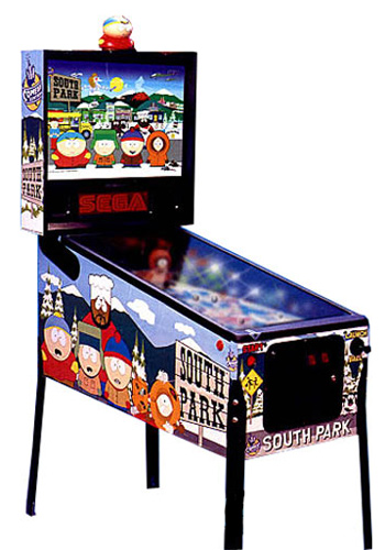 South Park pinball - Classic Pinball Collection