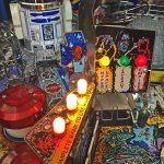 Original Star Wars pinball game