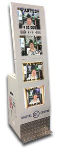 Social Media - The Strip Photo Booth - Modern Digital Photo Booths
