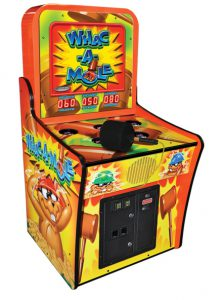 Whac a Mole - Carnival Table Arcade Game from Video Amusement available for rent