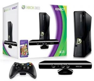 Xbox 360 Kinect - Music/ Dance/ Sports Games