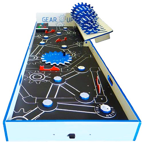 Gear Up Team Building Game