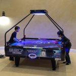Quad Air 4 player air hockey table game