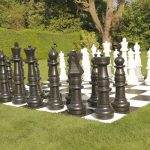 Giant Mega Chess 2 - outdoor games