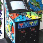 Original Gauntlet arcade game from Atari Games