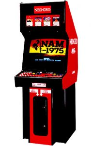 Neo Geo System Games - Multi Game Cabinet from Video Amusement