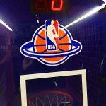 NBA Hop Troop Basketball Game