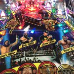Wrestle Mania by Stern Pinball