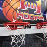 One on One Hoops Basketball  game