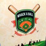Whac a Ball cabinet artwork