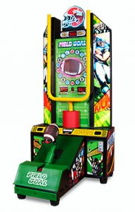 Field Goal Arcade game from Andamiro