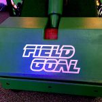 Field Goal arcade by Andamiro detail of the base.