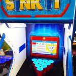 SinkIt arcade game in colorful colors